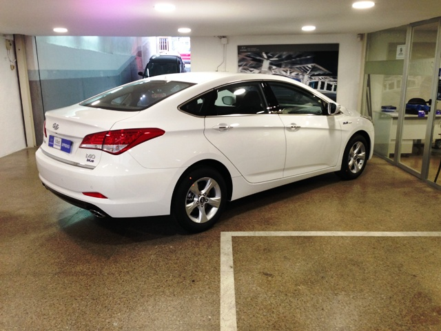 Hyundai  I40 - 1700 136 CV Bluedrive tecno 4P Manual Diesel